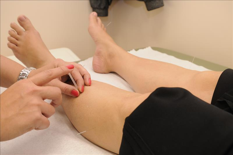 Acupuncture treats body, mind and spirit