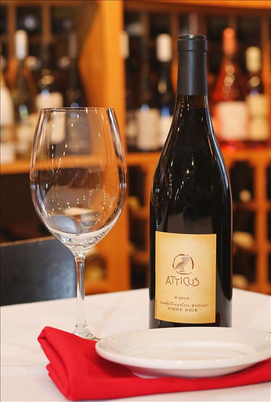 By the Glass: Atticus pinot noir