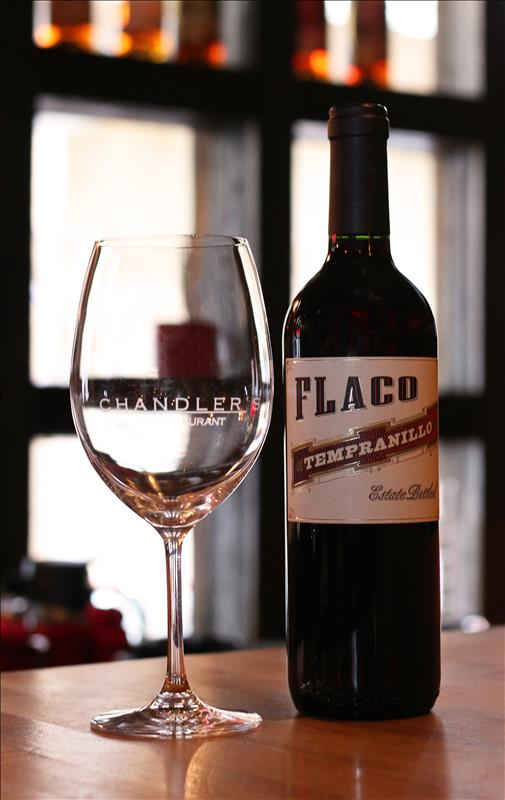 Flaco, an estate bottled Tempranillo