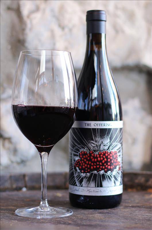 By the Glass: The Offering, a California Meritage