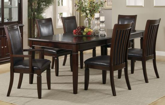 dining room furniture petoskey michigan 60 quot dining table amp 6 chairs dinettes dining rooms